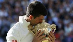 Novak Djokovič je opět wimbledonským šampionem a světovou jedničkou