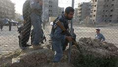 Bojovníci Talibanu zaútočili na mezinárodní letiště v Kábulu