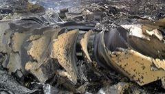 Zděšení, šok, tragédie. Politici komentují sestřelení letadla na Ukrajině