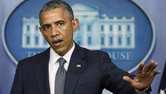Boeing byl sestřelen z území separatistů, prohlásil Obama