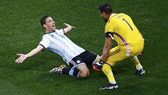 Argentina je ve finále. Nizozemsko porazila v penaltovém rozstřelu