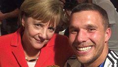 PEŠEK: Dvanáctý německý hráč je Merkelová