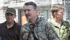 Strelkova donutila k rezignaci Moskva. Hrozili nám, tvrdí separatisté