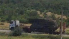 Sestřelení letadla? Chybující separatisté a sofistikovaná ruská pomoc, míní politolog