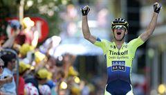 Náročnou etapu na Tour vyhrál Rogers, König zabojoval a je sedmý