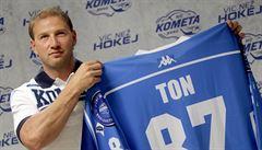 Hokejista Ton se upsal Brnu. S klubem chce dosáhnout co nejvýše