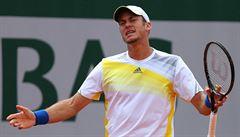 VIDEO: Už nehraju! Rakouský tenista zbaběle vzdal závěr zápasu