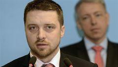 Náměstek ministra vnitra Sixta rezignoval, nahradí ho Jiří Nováček