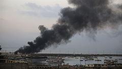 Pomsta za raketu. Izrael bombardoval Gazu, poprvé od letní války