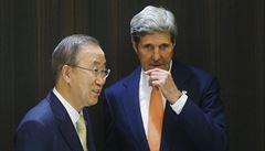 Arabské země usilují o uznání Palestiny. Předloží rezoluci Radě bezpečnosti