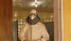 Smrtící ebolou se nakazil další lékař: Američan z humanitární organizace