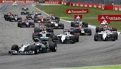 Zrušte závod F1 v Soči, žádají Britové. Vadí jim politická situace v zemi
