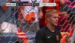VIDEO: Ponížil Manchester United. Pjanič dal gól ze 70 metrů