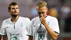 Boleslav po zahozené penaltě odpadla, hvězdný Lyon se trefil čtyřikrát