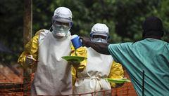 WHO ohlásí konec epidemie v Nigérii. Země nad ebolou vítězí
