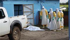 Experimentální lék proti ebole nepomohl. Zemřel lékař, kterému byl podán