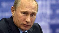 Evropa se sankcemi nesouhlasí, vraťme se ke spolupráci, říká Putin