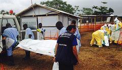 Nový zákon Sierra Leone: za skrývání nakaženého ebolou hrozí až dva roky