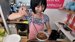 Díky polévkárnám doháníme svět vyspělé gastronomie, říká Vaněk