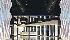 Hongkongské nebe. Hotely a restaurace pro náročné