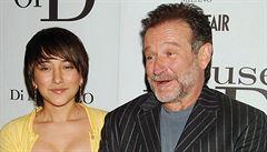 Dcera Robina Williamse zrušila své účty na sociálních sítích. Kvůli obtěžování