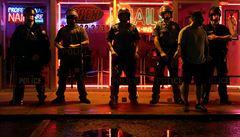 Americký Ferguson ochromily nové protesty, policie zatýkala