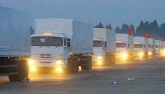 Červený kříž má strach vypravit humanitární konvoj. Chce záruky
