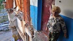 Ruský humanitární konvoj? Pro Kyjev obrovská potupa, líčí reportér z Ukrajiny