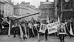 Okupanti ze 68 veterány? Rusko podepsalo smlouvu, zlobí se Slovensko