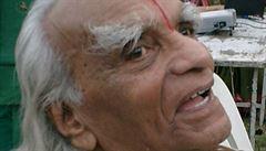 Zemřel významný učitel jógy Ajangár. Bylo mu 95 let
