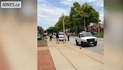 Policie odtajnila nahrávku ze zastřelení druhého černošského mladíka
