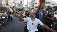 Švédsko uznalo stát Palestina. Blízký východ není IKEA, zní z Izraele