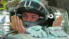 Mercedes se zlobí na Rosberga a chystá změny: Nemůžeme být za šašky