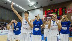 Basketbalisté prohráli, přesto znovu slaví postup na mistrovství Evropy