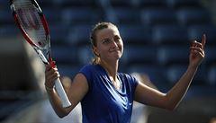 Karolína Plíšková vyřadila na US Open Ivanovičovou, dál jde i Kvitová