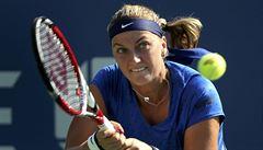 Kvitová na US Open suverénně postupuje, Rosol překvapivě končí