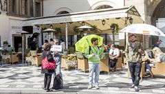 Praha vyhazuje restauraci spjatou s Janouškem. U orloje platí jen 11 tisíc