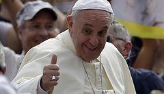 Papež odmítl obrněný vůz, žádá Turky o obyčejné auto