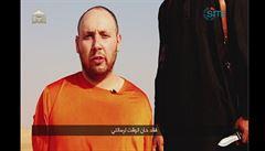 Islámský stát si zavražděného novináře koupil od 'umírněných povstalců'