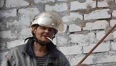 Oceláři už si v práci cigaretu nedají. Mittal plánuje zákaz kouření