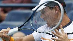 Berdych postupuje do osmifinále US Open, Šafářová končí