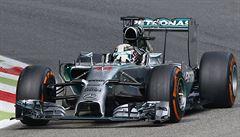 Kvalifikace v Monze patřila Mercedesu. Nejrychlejší byl Hamilton