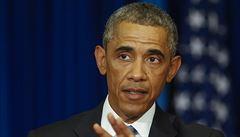 Čekáme na nápady republikánů, řekl po senátní porážce Obama