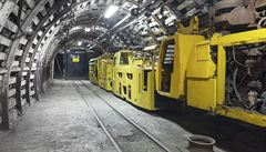 Pád uhelného obra: Ukrajina má rozbombardované doly