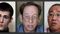 Rozhovor s vězněnými Američany? KLDR má strach, říká expert
