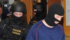Muž obviněný z vraždy a znásilnění devítileté dívky zůstane ve vazbě