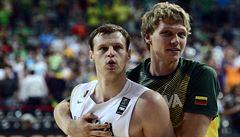 Národní modla a hrdost. Litva žije basketbalem a vyhlíží duel s USA