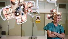 Neurochirurg Beneš: Nemáme spoluúčast. A to je asi špatně