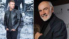 Connery vs. Beckham: nezávislost Skotska rozděluje britské celebrity