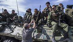 Čtyři měsíce mezi separatisty na Ukrajině. Chtěli se mě zbavit, líčí novinář
